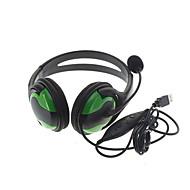 Fone de Ouvido e Microfone Cabeado Grande para PS3