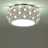 24 Mennyezeti lámpa ,  Modern/kortárs Hagyományos/ Klasszikus Festmény Funkció for Kristály LED FémNappali szoba Hálószoba