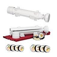 1 τμχ DIY Mold Εργαλείο για Σούσι For για το ρύζιΦιλικό στο Περιβάλλον Υψηλή ποιότητα Πολυλειτουργία Δημιουργική Κουζίνα Gadget