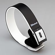 אוזניות מיקרופון סטריאו Bluetooth עבור iPhone, iPad, iPod Touch ועוד