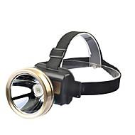 Battery Case / na kole záře světla LED 300 Lumenů Režim Cree Q5 Batterie lithiumNastavitelné zaostřování / Voděodolný / Ultra lehké /