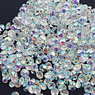 1440pcs נייל ארט קישוט פניני ריינסטון קוסמטיקה איפור נייל אמנות עיצוב
