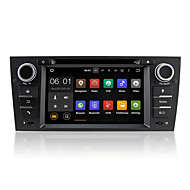 7 palců Android 5.1 auto DVD přehrávač multimediální systém wifi DAB pro BMW E90 du7067l