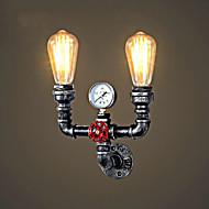 2 Heads Vintage Industrial Metal Wall Lights Restaurant Cafe Bar Decoration lighting