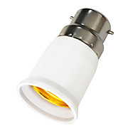 B22 naar E27 LED-lampen Socket Adapter
