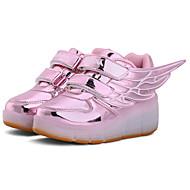 Kényelmes-Lapos-Női-Sportcipők-Sportos-PU