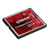 Kingston CF Cards Original Real Capacity 32GB Compact Flash Card 266X High Speed Camera Memory Cards
