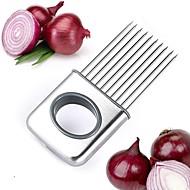 1枚 ポテト / トマト / タマネギ野菜のための / 肉のための / 調理器具のための メタル / プラスチック クリエイティブキッチンガジェット
