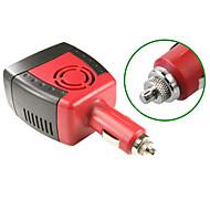 150w strömriktare likström till växelström 12v till 240 V billaddare för laptop vattenkokare elektrisk apparat