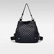 Women leatherette Casual / Outdoor / Shopping Backpack