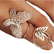 Midi prstenje Umjetno drago kamenje Legura Moda Zlatan Jewelry Party Dnevno 1pc