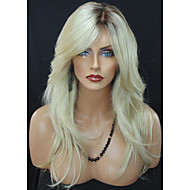 Blonde Wave Fashion Daily Wearing Wig for Blande Women Heat Resistant Wigs