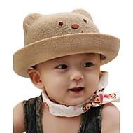 כובעים ומצחיות קיץ כחול חום כותנה נערות בנים