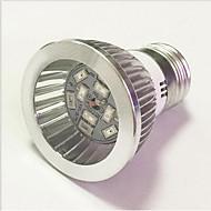 5W LED-drivhuslamper 10 SMD 5730 165-190 lm Rød Blå AC 85-265 V 1 stk.