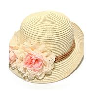 Tyttöjen Hatut ja lippikset,Kesä Puuvilla-Beesi