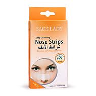 Make-up verwijderaar Nat Vezel Naturel Poriënverkleinend Cleansing Mee-eters Gezicht Zwart Fade