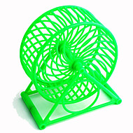 Rágcsálók Hasizom kerék Vízálló Műanyag Zöld Kék Sárga