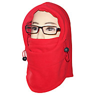 Balaclava Bike Breathable / Thermal / Warm / Windproof / Ultraviolet Resistant / Dust Proof Unisex Fleece