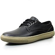 πάνινα παπούτσια των ανδρών άνοιξη καλοκαίρι φθινόπωρο χειμώνας άνεση δέρμα nappa γραφείου&μέρος της σταδιοδρομίας&βράδυ