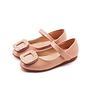 Za djevojčice Čizme Udobne cipele PU Ležeran Crna Ružičasta