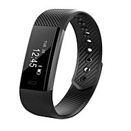 cardmisha ID15 smart armbånd fitness tracker skritteller treningsbåndet vekkerklokke vibrasjon armbånd for iphone android