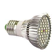 15W E27 LED-drivhuslamper 40 SMD 5730 800-1200 lm Rød Blå UV V 1 stk.