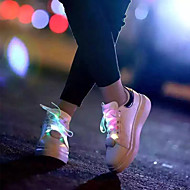 LED Light Up Luminous Lover Shoeslace 1 Pair