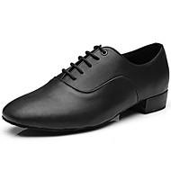 Buty do tańca-Męskie-Jazz-Personlaizowane-Niski obcas-