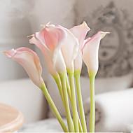 7 haara PU Kalla Keinotekoinen Flowers 63