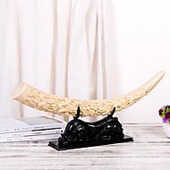 פרחים / בוטני ימי polyresin מסורתי רטרו,אספנות בתוך הבית אבזרים דקורטיביים