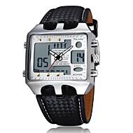 Men's Women's Unisex Sport Watch Military Watch Fashion Watch Wrist watch Digital Watch Quartz Digital Alloy Band Vintage Casual Luxury
