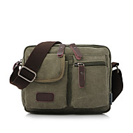 Unisex Canvas Sports Casual Outdoor Shoulder Bag
