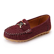לבנים-נעליים ללא שרוכים-עור-מוקסין-חום כחול כהה ברונזה-שטח יומיומי-עקב נמוך