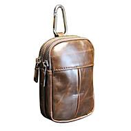 Herren PU Alltag Hüfttasche