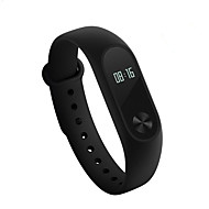 opprinnelige Xiaomi mi bandet to miband to OLED 0,42 skjerm pulsmåler IP67 smart armbånd for iOS android mobiltelefon