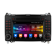 Ownice android 6.0 met 16g rom quad core gps navigatie radio voor Mercedes-Benz A-Klasse W169 b-W245 support 4G LTE