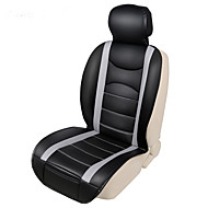 autoyouth turvaistuimen kansi 1kpl 3 värinen PU nahka 3d ilma mesh neljä vuodenaikaa hengittävä auton tyyny autotarvikkeet auto-kannet