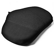 autoyouth 1pcs bil ryggstøtte pute massasje lumbar pute bilsete pute korsryggstøtte for ryggstøtte pute sete