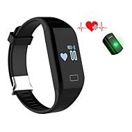 Okos karkötőVízálló Hosszú készenléti idő Lépésszámlálók Egészségügy Sportok Szívritmus monitorizálás Távolságmérés Hol a mobilom Több