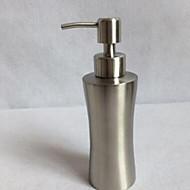 ソープディスペンサー / ポリッシュ仕上げステンレス鋼 /コンテンポラリー