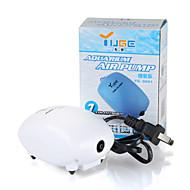 수족관 에어 펌프 에너지 절약 무소음 플라스틱 220V