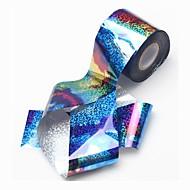 1 roll Manicure Jewelry Van Gogh Star Paper 5cm*120m