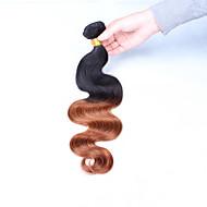Ombre Włosy brazylijskie Body wave sploty włosów
