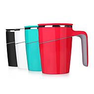criativa tumbler drinkware, 470 ml de retenção de calor nunca falham caneca de leite chá de aço inoxidável