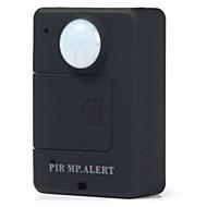 smart pir mp varsling a9 anti-tyveri monitor detektor gsm alarm system for hjem