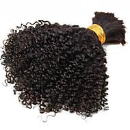 Bundle cheveux Cheveux Brésiliens Très Frisé 12 mois 1 Pièce tissages de cheveux