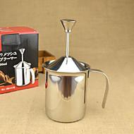 400 ml Nerez mléko tryska , latte Art Výrobce Pro vícero použití Manuální