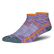 Sport Sportsocken Damen Socken Herbst Winter Atmungsaktiv Antirutsch Antibakteriell Schweißableitend Komfortabel Baumwolle Elastan Chinlon