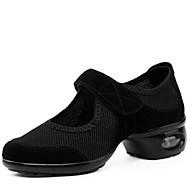 Keine Maßfertigung möglich-Niedriger Heel-Kunststoff-Modern-Damen