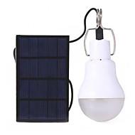S-1200 130LM Portable Camping LED Light Solar Energy Bulb Lamp